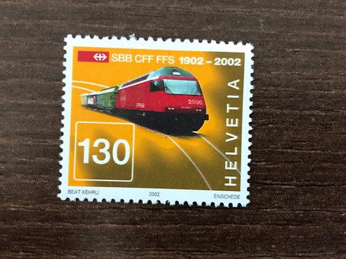 1.30 Briefmarke