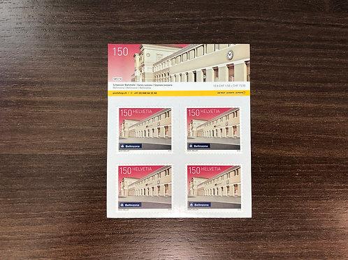 1.50 A Post Ausland 10er Bogen