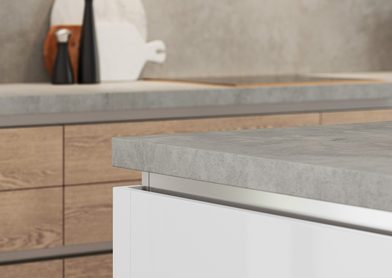 Zola White and Tavola Parched Oak