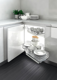 Dynamic Combi Pull Out Shelves