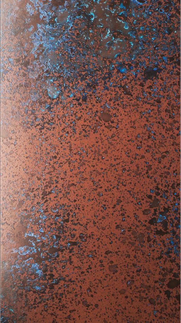 Ferro Oxidiased Cooper