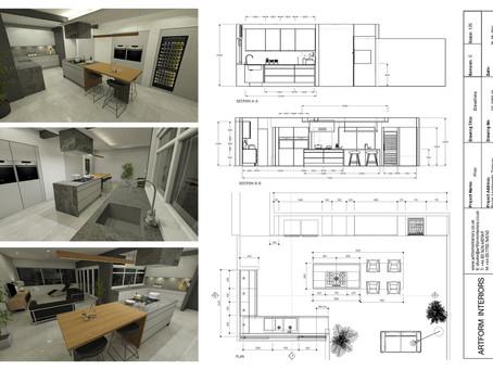 Remote Kitchen Design Services.