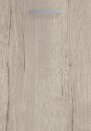Linear White Halifax Oak Door