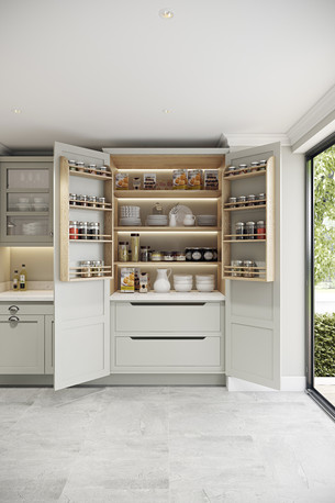 Audley Kitchen - Storage