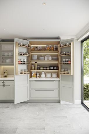 Audley Kitchen - Storage