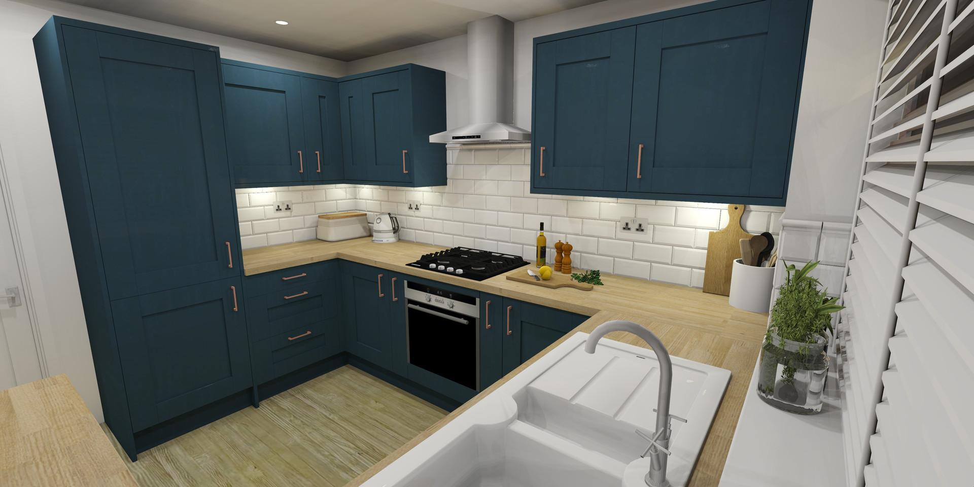 Broadclyst Kitchen Design Image B