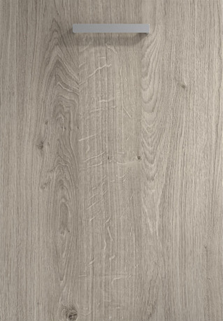 Linear Truffle Brown Denver Oak Door