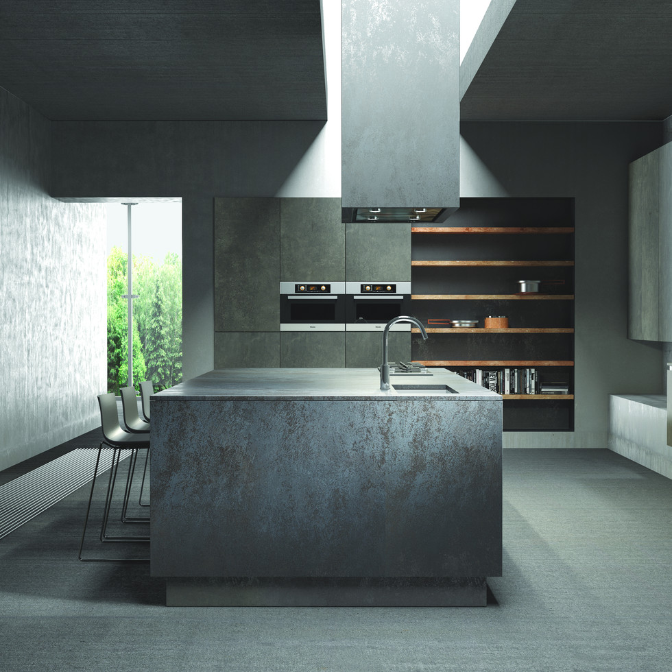 Helix Porcelain Kitchen