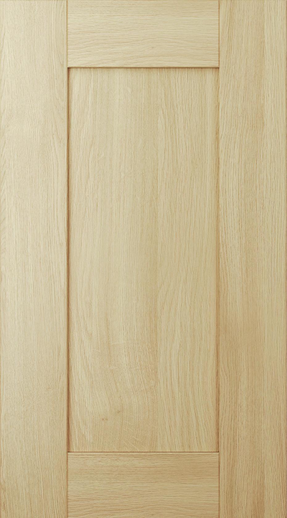Plain Solid Oak Shaker