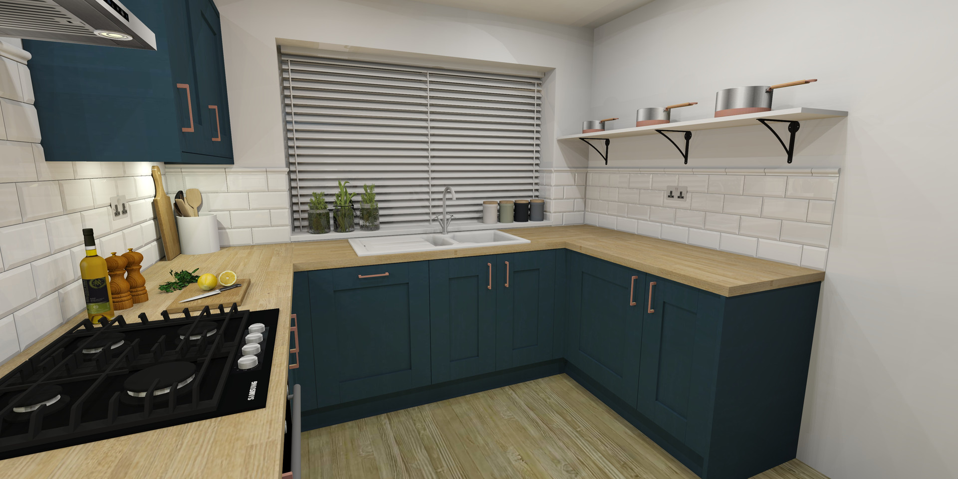 Broadclyst Kitchen Design Image C