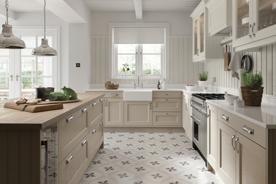 Thornbury Stone and Porcelain Kitchen Sm