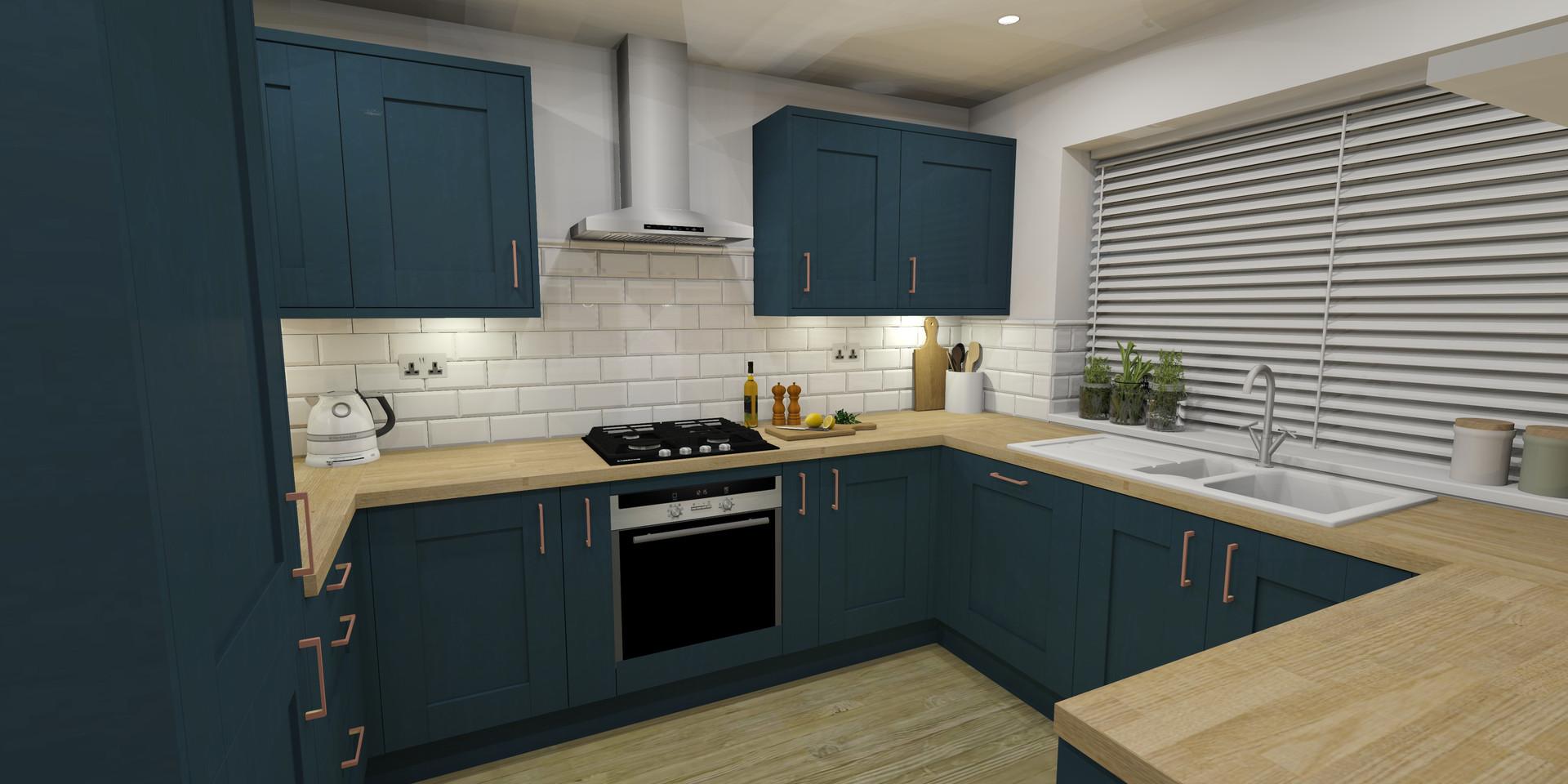 Broadclyst Kitchen Design Image A