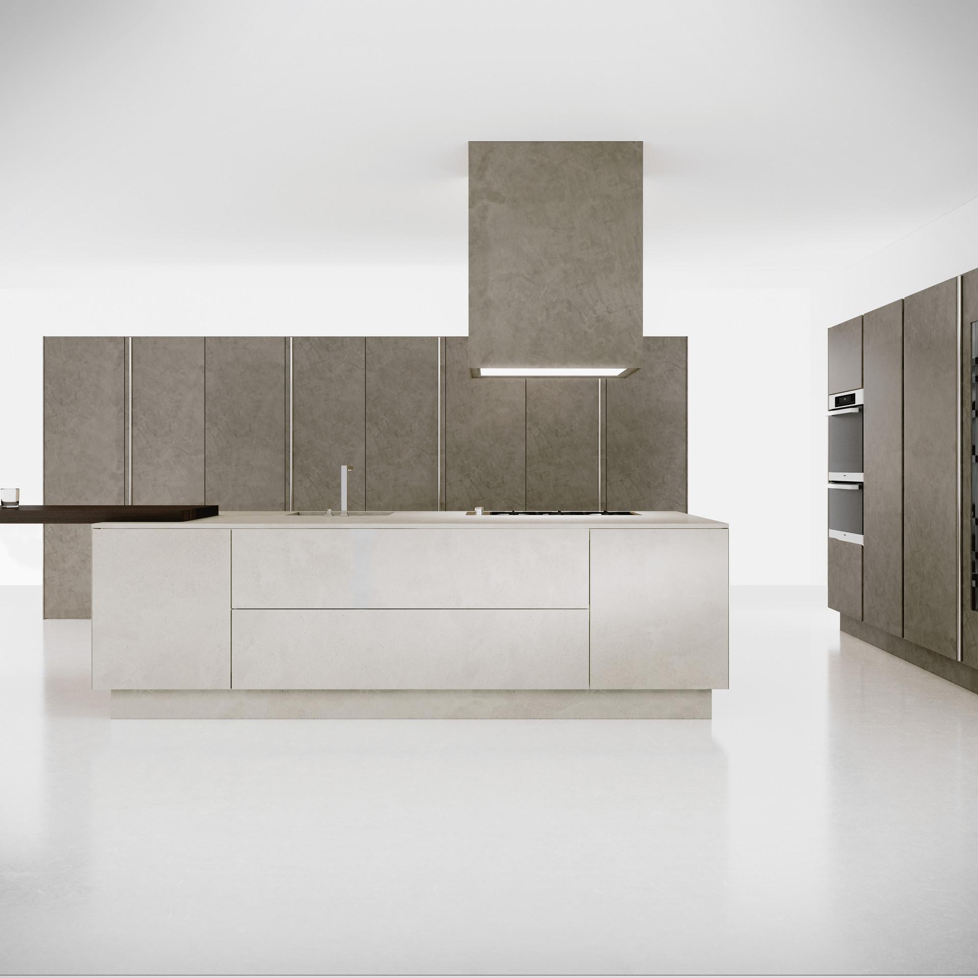 Beton Ultra Light & Medium Grey