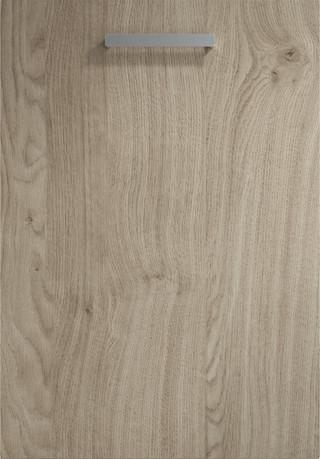 Linear Natural Kendal Oak Door