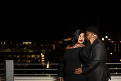 ENGAGEMENT SESSION DOWNTOWN GREENVILLE SOUTH CAROLINA