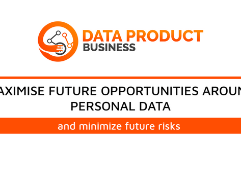 #17 Maximise future opportunities around personal data