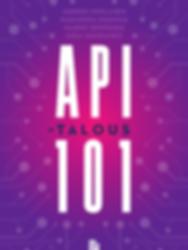 API-talos 101 -kirjan kansi