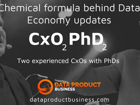 Formula behind high quality data economy updates