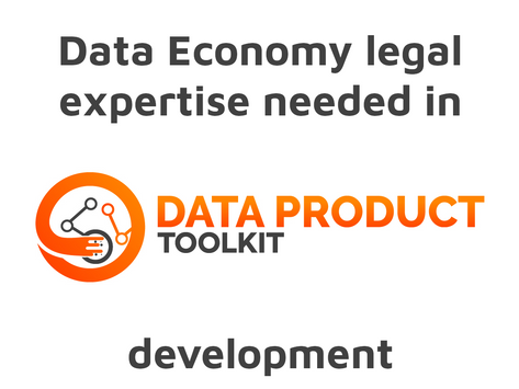 Legal expertise wanted in toolkit development
