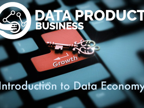 Online course - Introduction to Data Economy