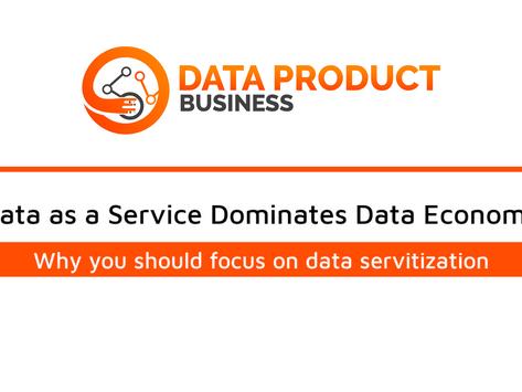 #15 Data as a Service Dominates Data Economy