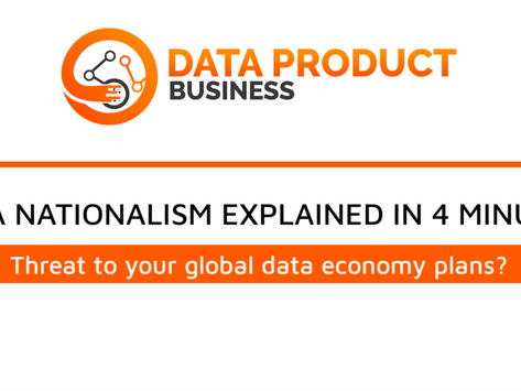 #6 Data protection acts are a threat to the emerging Data Economy