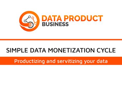 #27 Simple data monetization cycle