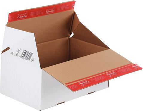 Paquet de 10 boîtes expédition envoi/retour 310x190x133