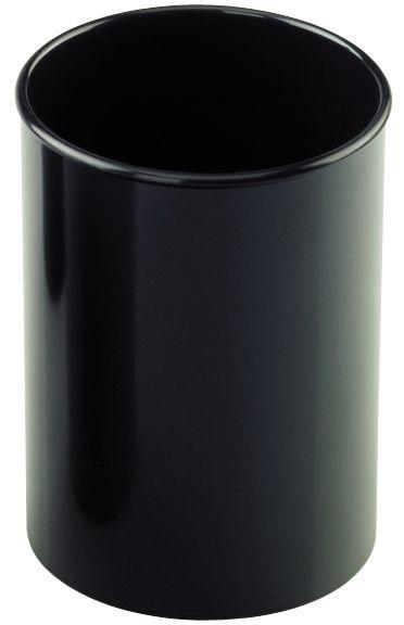 Pot à crayons recyclé noir