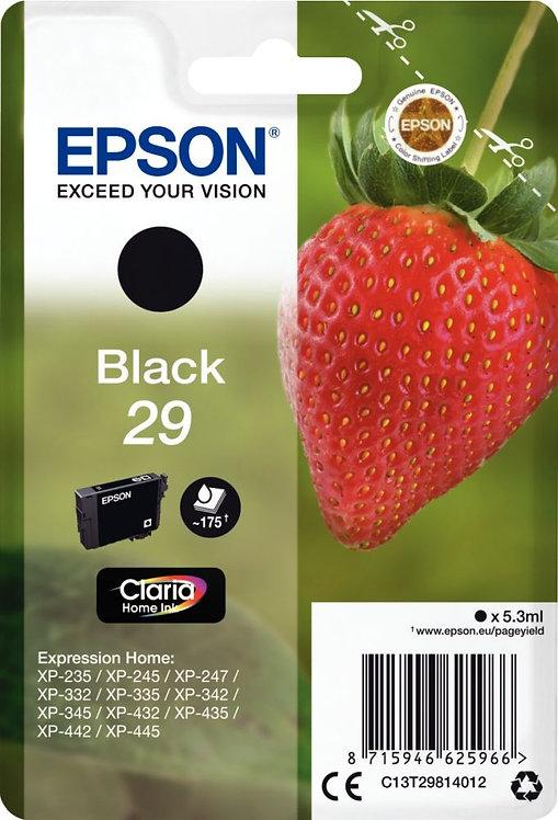 Cartouche jet d'encre à la marque Epson T298140 noir