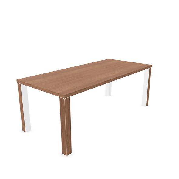 Table de réunion rectangulaire KARA