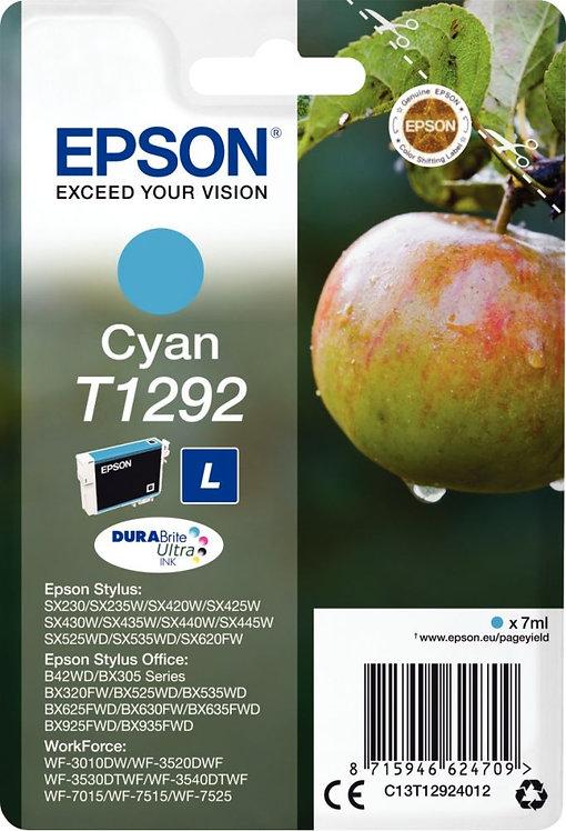 Cartouche jet d'encre à la marque Epson T129240 cyan haute capacité