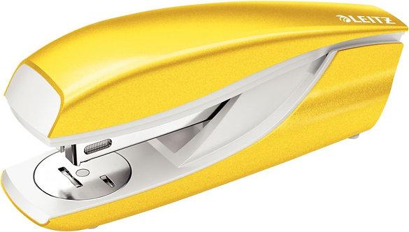 Agrafeuse de table 24/6 Wow 5502 jaune