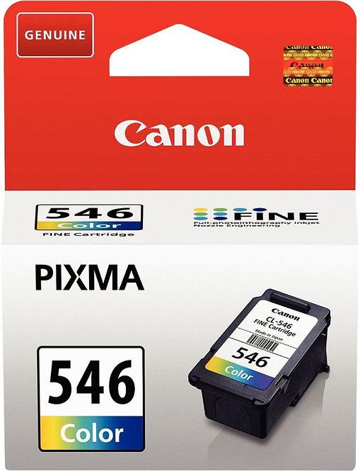 Cartouche jet d'encre à la marque Canon CL546 couleurs