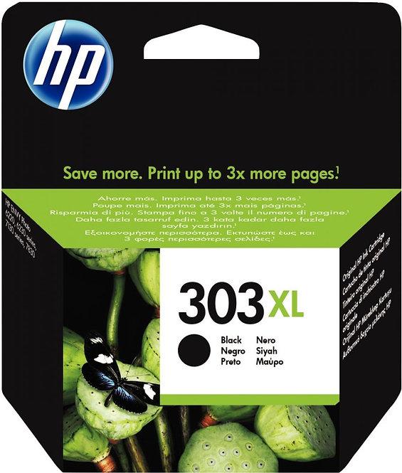 Cartouche d'encre à la marque HP T6N04AE noire haute capacité