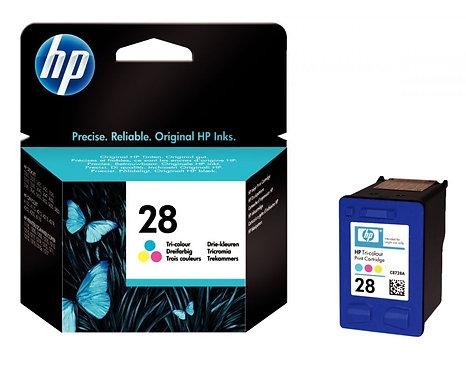 Cartouche jet d'encre à la marque HP C8728AE couleurs