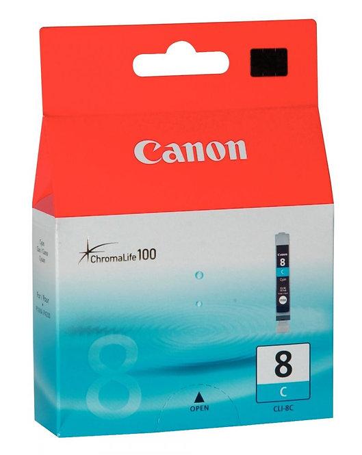 Cartouche jet d'encre à la marque Canon CLI-8C cyan
