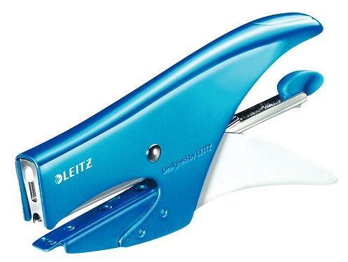 Agrafeuse pince LEITZ 5531 bleu 15 feuilles