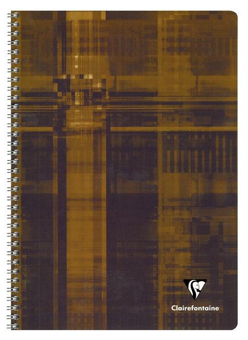 Cahier à reliure intégrale 100 pages A4 5x5