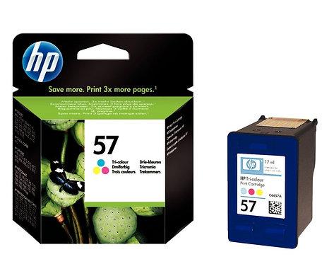 Cartouche jet d'encre à la marque HP C6657AE couleurs