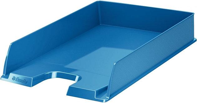 Corbeille à courrier A4 Europost bleu
