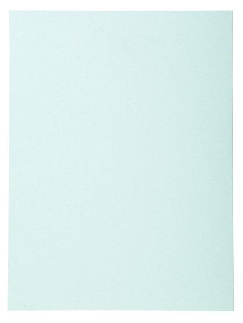 Paquet de 100 chemises 170g FOREVER 180 format 24x32 cm bleu clair