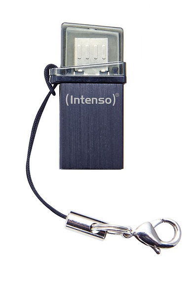 Clé USB / Micro USB  Intenso 16 Go