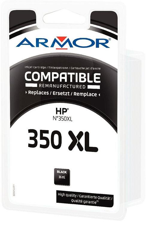 Cartouche d'encre compatible à la marque HP CB336EE noir haute capacité