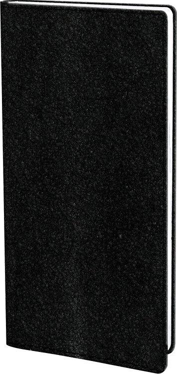 Agenda Italnote B Nacre noir