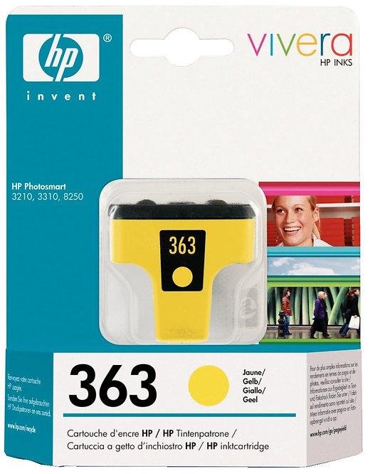 Cartouche jet d'encre à la marque HP C8773EE jaune