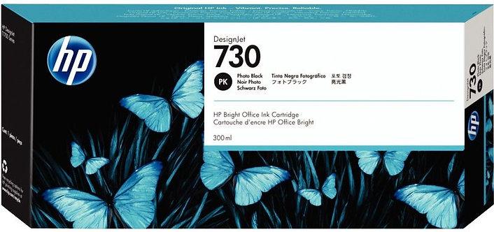 Cartouche d'encre à la marque HP P2V73A noir photo haute capacité