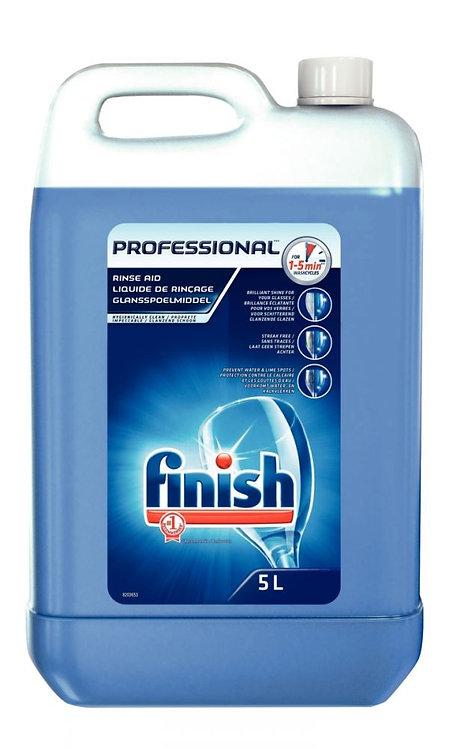 Bidon 5 litres liquide rinçage finish