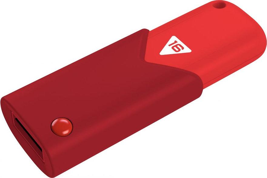 Clé USB Emtec  3.0 FAST 16Go rouge