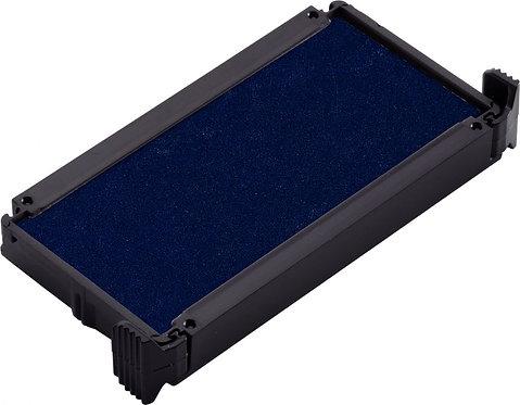 Blister de 3 cassettes 6/4912 encre bleu